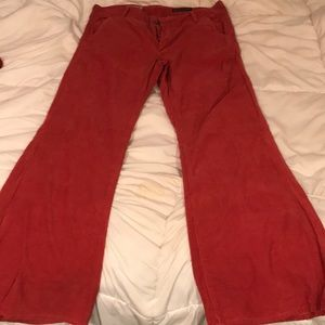 Ag Adriano Goldschmied Jeans - Designer bell bottoms by Adriano Goldschmied.